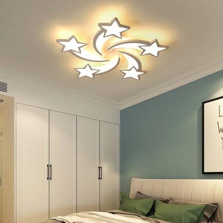 Lustra LED Design Stars 100W CCT Dimabila - Ledel