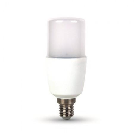 Bec LED E14 5W 220V lumina rece/calda