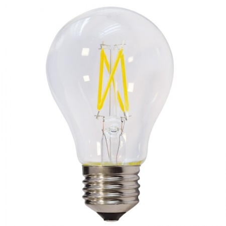Bec LED E27 FILAMENT A60 6.5W 810Lm lumina rece/neutra/calda