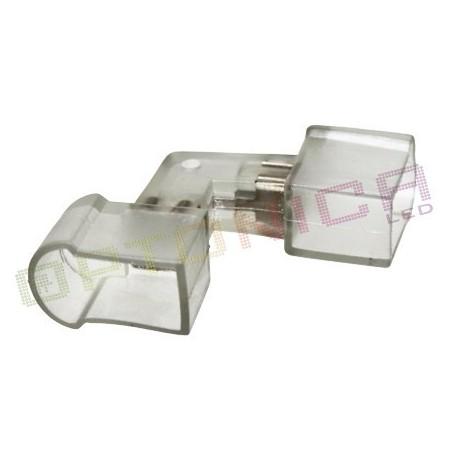 Conector Neon flexibil LED - unghiular interior