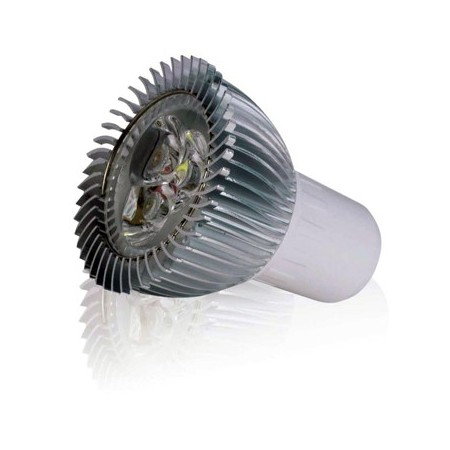 Bec Spot LED MR16 3*1W 220V lumina calda