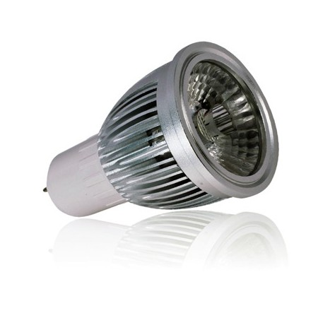 Bec Spot LED MR16 5W/12V COB lumina alba